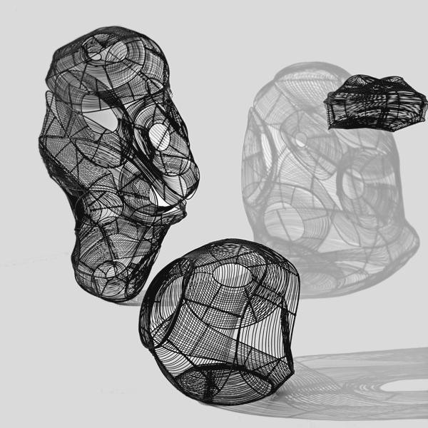云骨·竹柔   BAMBOO SOFT<br>艺术装置设计